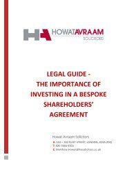 Legal_Guide-The-Importance-of-Investing-in-a-Bespoke-Shareholders-Agreement