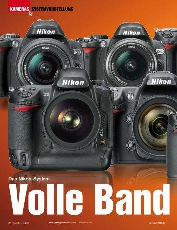 Kameras systemvorstellung Das Nikon-System - ColorFoto