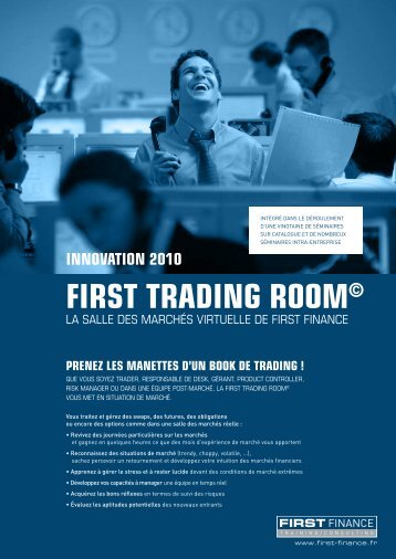 FIRST TRADING ROOM© - OVH.net