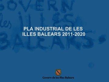 PLAINDUSTRIA 11.pdf - Institut d'Innovació Empresarial de les Illes ...
