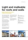 Kalzip foldable aluminium - Page 3