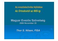ThorNDevelopment of Rowing PART 1.pdf - Magyar Evezős ...