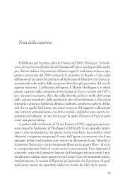 Nota della curatrice - Filosofia.it