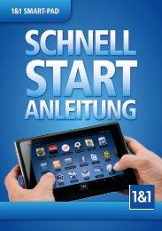 1&1 Smart-pad - 1&1 Hilfe Center - 1&1 Internet AG