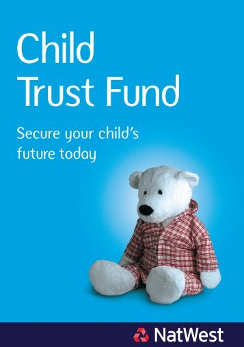 Secure your child's future today - NatWest