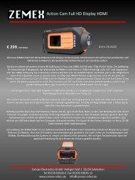 Produktdatenblatt - Conexx Electronics GmbH