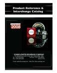 Needle Bearings - CONSOLIDATED BEARINGS COMPANY, LTD ... - Page 2