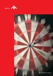 Geschäftsbericht 2005 - Constantin Medien AG