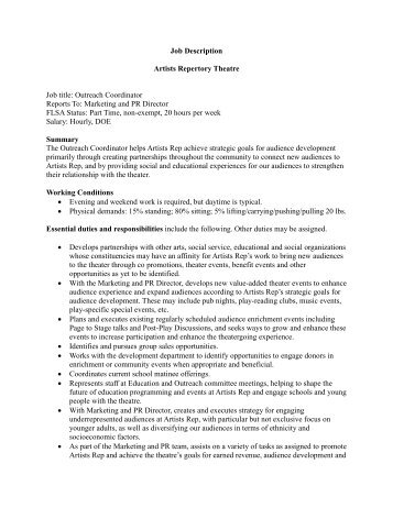 Copywriter Job Description Technicalwriterjobdescriptionforrole