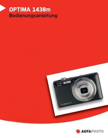 AP OPTIMA 1438m Handbuch - AgfaPhoto