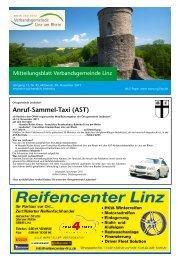 Ausgabe Nr. 45 vom 09.11.2011 - Verbandsgemeindeverwaltung ...