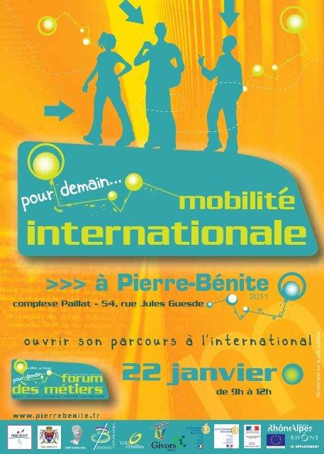 Mobilité internationale - centre ressources information jeunesse ...
