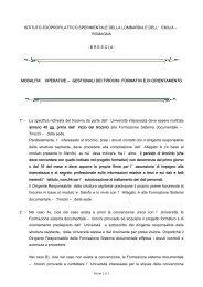 IZS della Lombardia e dell'Emilia Romagna