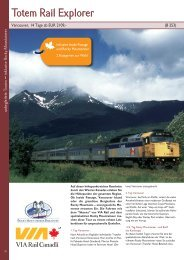 Totem Rail Explorer
