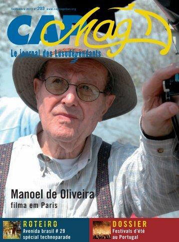 Manoel de Oliveira - Sapo
