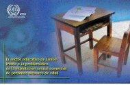 El sector educativo de Limón frente a la problemática de la ...