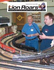 Volume 34, No. 5 June, 2005 - Lionel Collectors Club of America