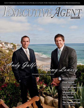 Download PDF - Executive Agent Magazine