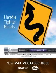 M4K Mega4000 ® Hose - Gates Corporation
