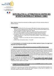 cimm - Vice-rectorat de Polynésie française