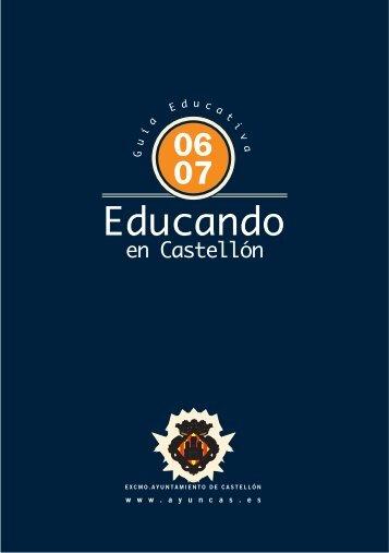 w w w . a y u n c a s . e s - Ayuntamiento de Castellón
