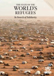 State of the World's Refugees - UNHCR