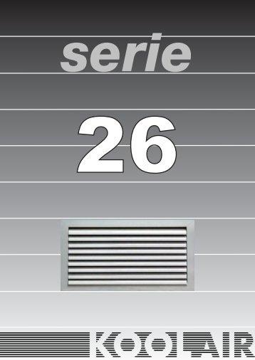 Serie 26 - Koolair
