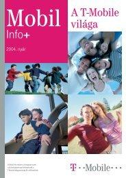 Mobil Info 2004. nyár plusz - T-Mobile