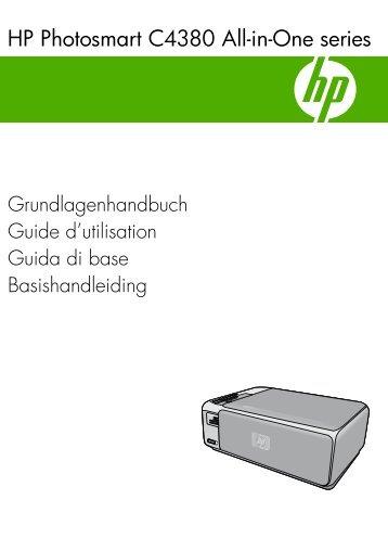 1 Overzicht HP All-in-One - Hewlett Packard