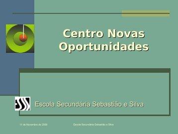 Escola Secundária Sebastião e Silva - IPQ