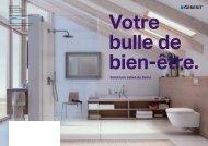 Solutions salles de bains - Crée-ma-maison.com
