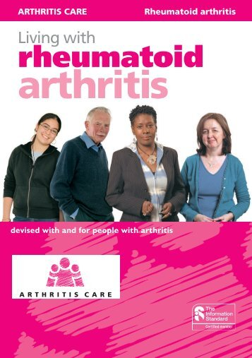 Living with rheumatoid arthritis - Arthritis Care