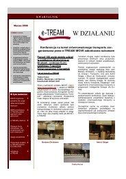 marzec 2008 - Kwartalny Biuletyn Informacyjny - Cieplej.pl