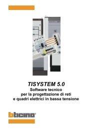Manuale Tisystem 5.1 - Professionisti BTicino