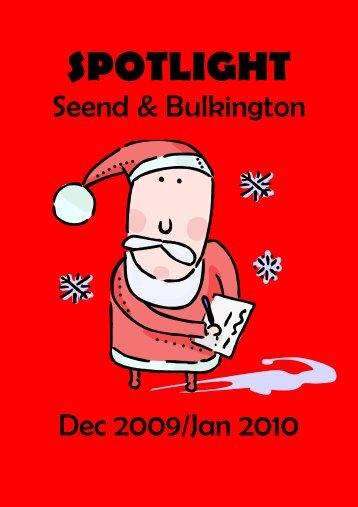 Spotlight December 09 - Seend