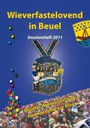 Sessionsheft 2011 - Beueler Wäscherprinzessin