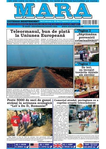 Descarca nr. 1293 - Ziarul Mara