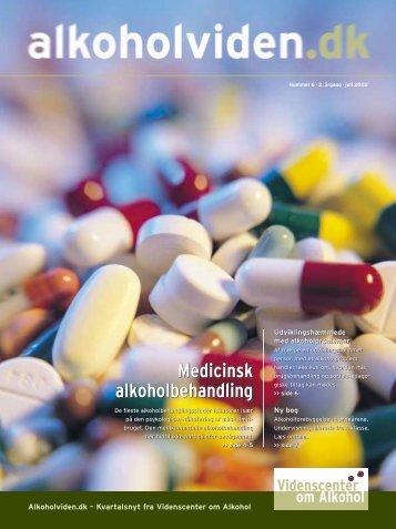 Medicinsk alkoholbehandling Medicinsk ... - Socialstyrelsen