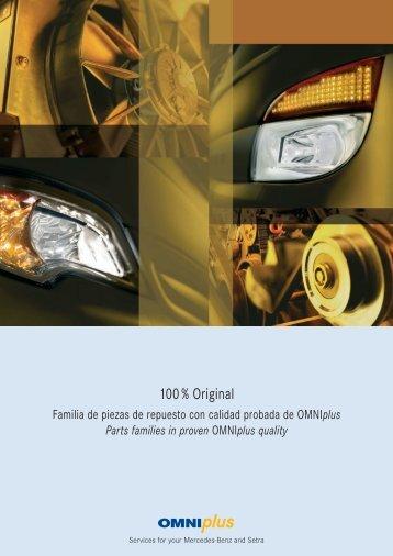 100 % Original - Omniplus