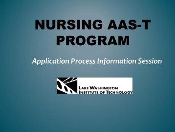 Nursing @ LWTC