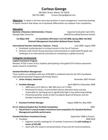 sales and trading resume sle before wall oasis