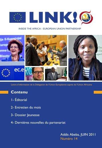 LINK! 14 - June 2011 - the European External Action Service - Europa