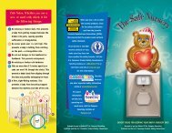 The Safe Nursery - Healthy Start Coalition of Pinellas