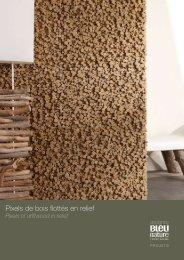 Pixels de bois flottés en relief - TIWTH