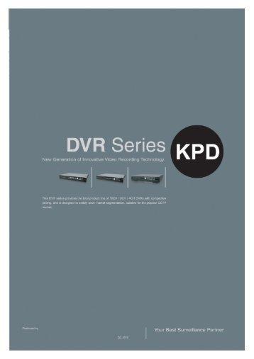 DVR Series - Camere video supraveghere