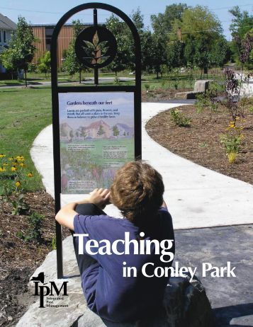 Teaching in Conley Park - New York State Integrated Pest ...