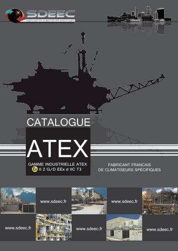 Téléchargez le catalogue Industriel ATEX SDEEC
