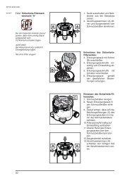 Download Bedienungsanleitung C - Wap Nilfisk Alto Shop