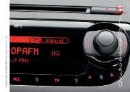 RADIO CAR S TEREO MP3 BETRIEBS ANLEITUNG - Seat