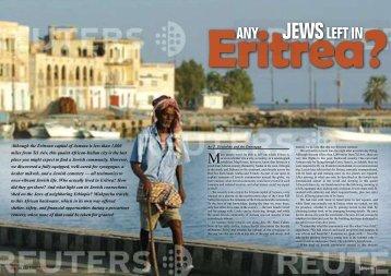 jews-of-eritrea - Halachic Adventures